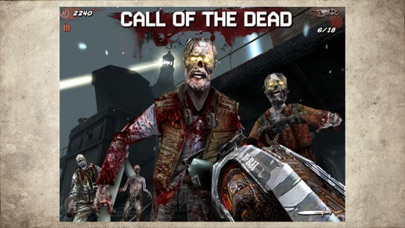 Screenshot for Call of Duty: Black Ops Zombies in Mexico App Store