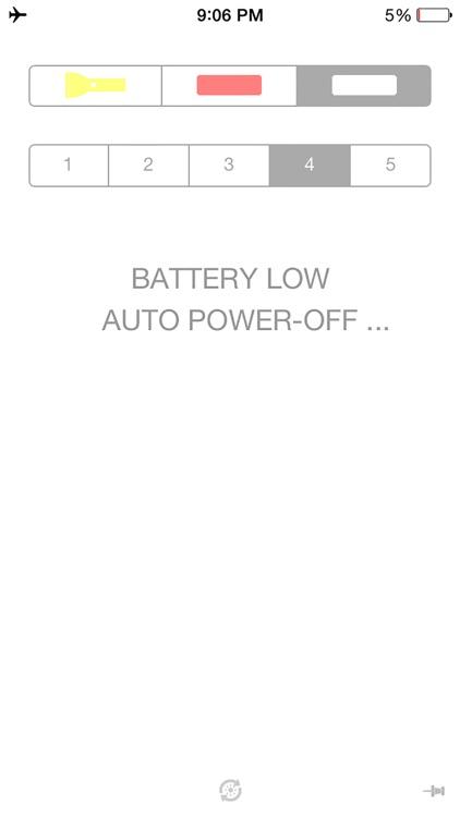 jLight - Flashlight for iPhone screenshot-3