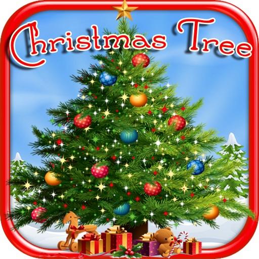 Christmas Tree Decorator - Kids Xmas & Santa Games