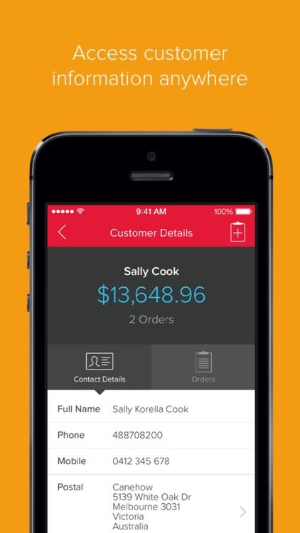 Unleashed Inventory Sales App screenshot-4