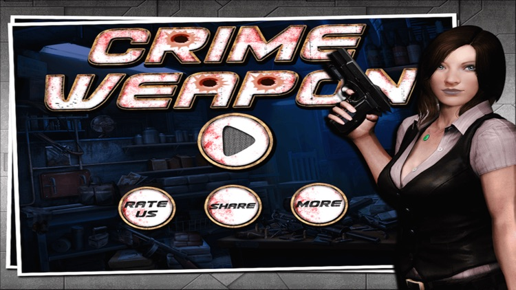 Criminal HiddenObject- Free CrimeCase Game