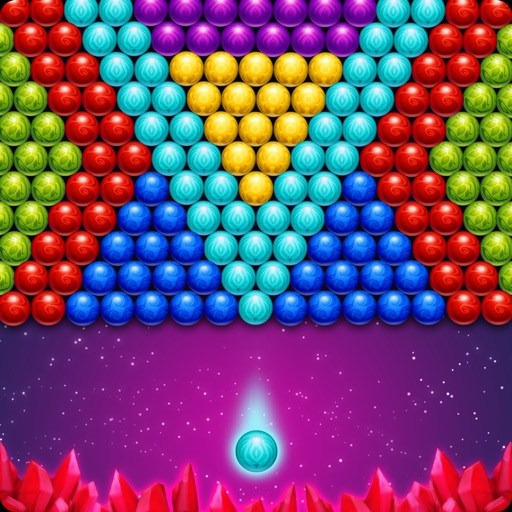 Bubble Shooter Magic
