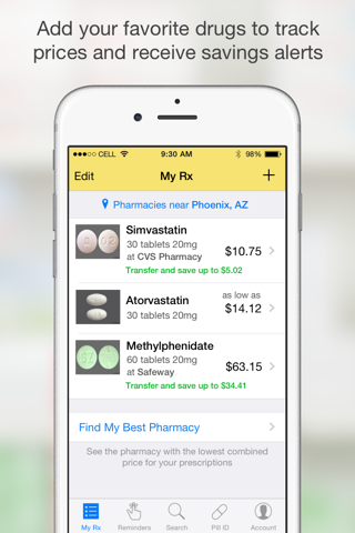 GoodRx – Save On Prescriptions screenshot 3