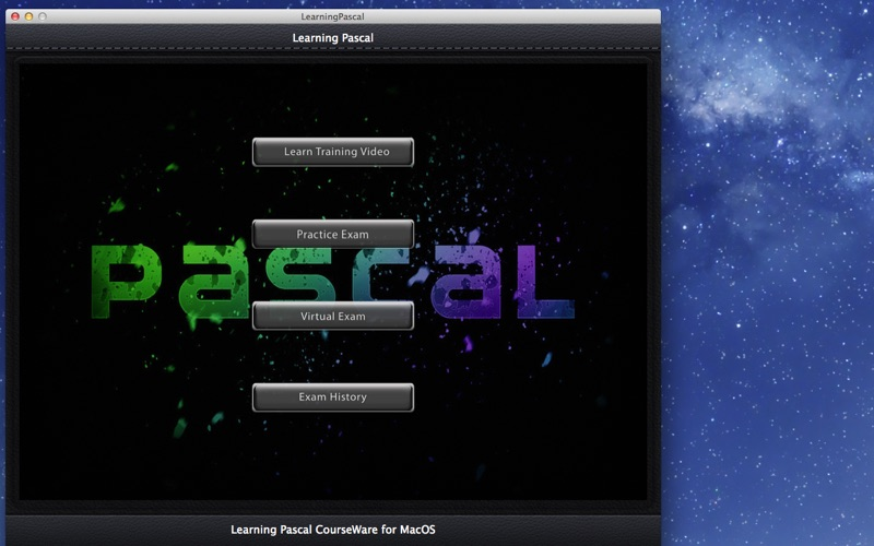 Learning Pascal screenshot 1