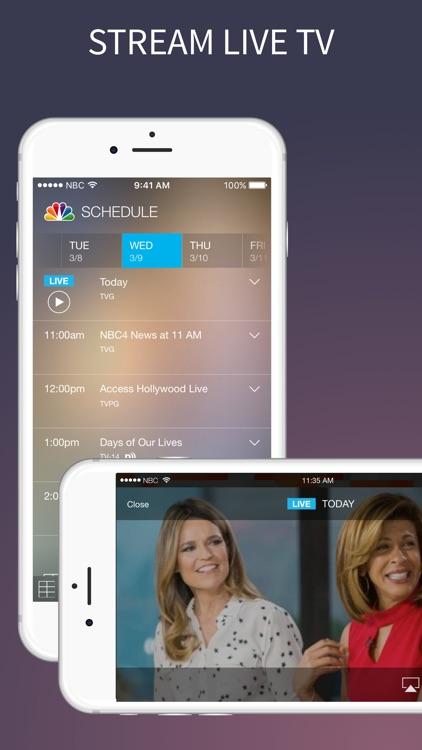 The NBC App – Stream TV Shows screenshot-4
