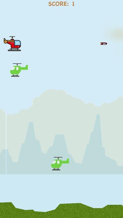 Helicopter Battle screenshot-3
