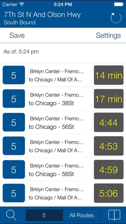 Transit Stop: Minneapolis