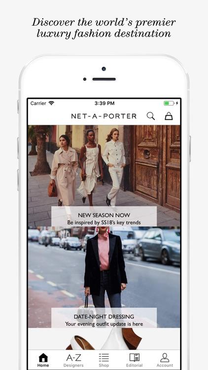 NET-A-PORTER: Designer Fashion screenshot-0