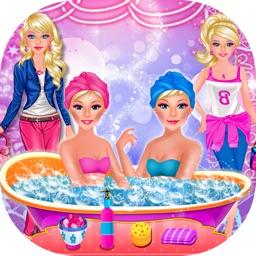 Teen Sisters Spa Salon