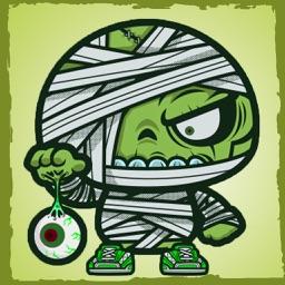 Zombie War -  challenge greed zombie