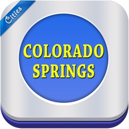 Colorado Springs Offline City Explorer