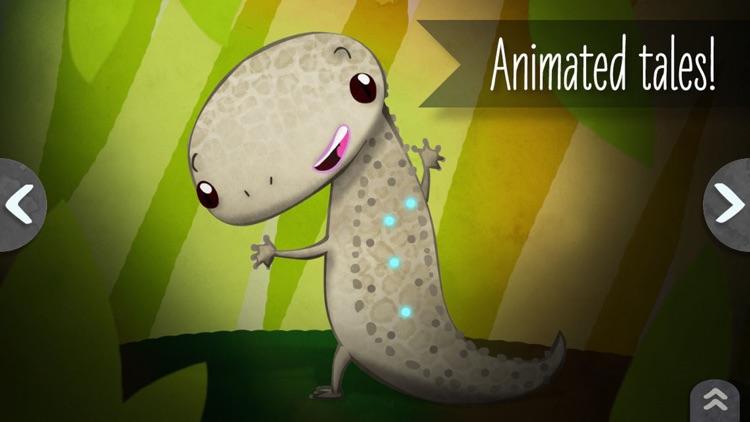 Jecko the gecko Book! screenshot-3