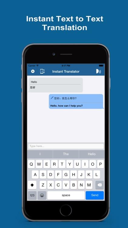 Instant Translator Pro - Voice & Text Translator