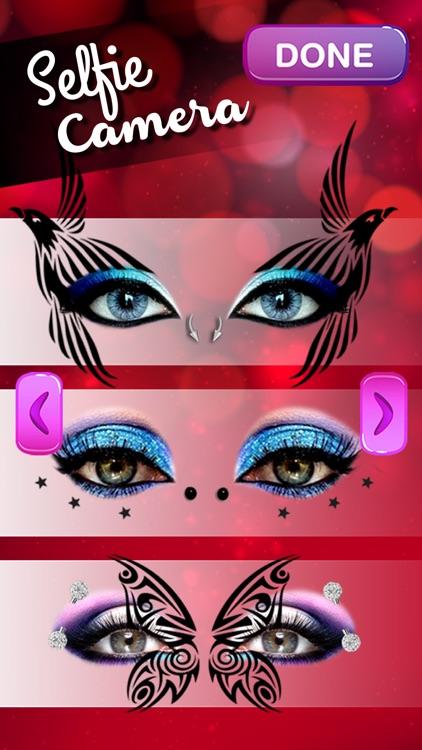 Eye Makeup and Face Piercing screenshot-3