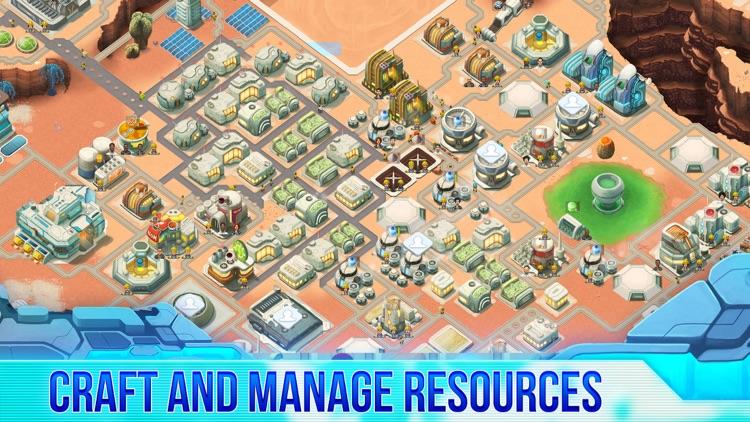 Lunar Battle screenshot-3