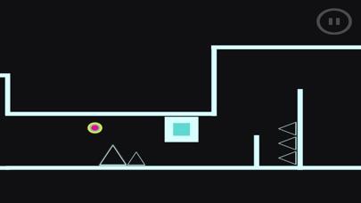 無料で おもしろ 簡単 脱出 ゲーム - Neon Spawn GO (ネオ ゴー)紹介画像5