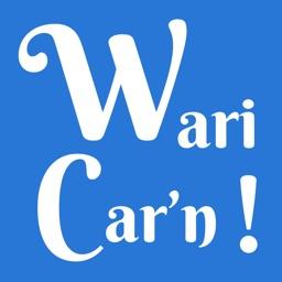 WariCar'n - Easy to split driving bill