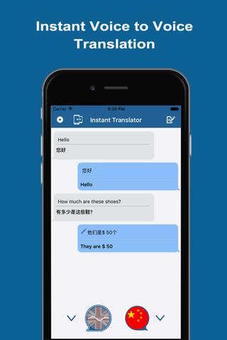 Instant Translator Pro - náhled
