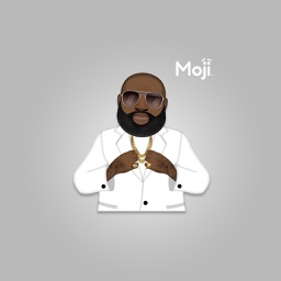Rick Ross ™ by Moji Stickers