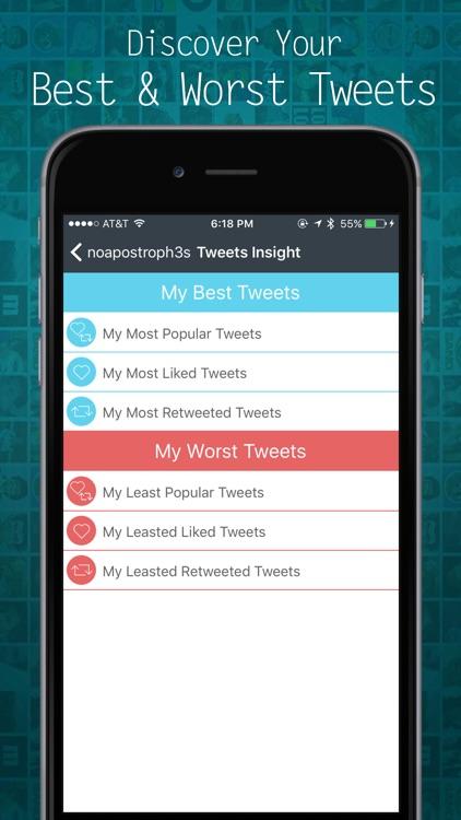 TwitFollow Pro screenshot-4