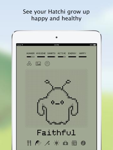 Игра Hatchi - A retro virtual pet