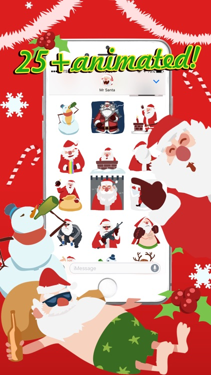 Shocking Santa Free - Santa Claus Gone Bad screenshot-2