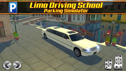 Limo Driving School a Valet Driver License Test Parking Simulatorのおすすめ画像1