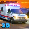 Games Banner Network - Ambulance Offroad Climb Driver 3D Full artwork