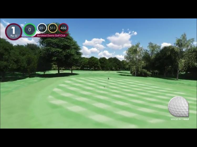Banstead Downs Golf Club - Buggy screenshot-3