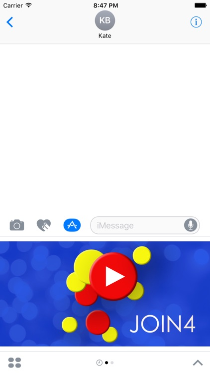 Join4 for iMessage