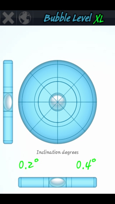 Bubble Level XL-0