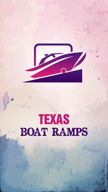 Texas Boat Ramps