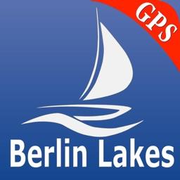Berlin Lakes GPS nautical charts