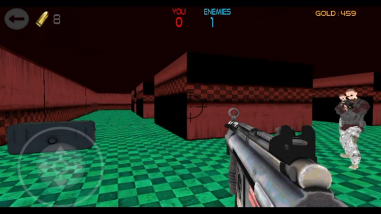 FPS Multiplayer Shooter Army VS Special Soldier screenshot-4