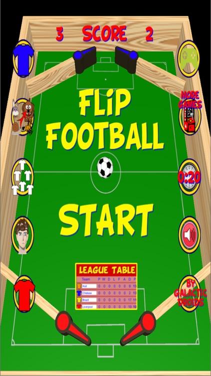 Flip Football Pro screenshot-4