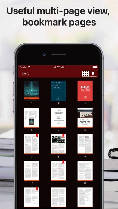 PDF Reader Studio Screenshots