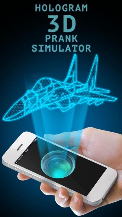Hologram 3D Prank Simulator