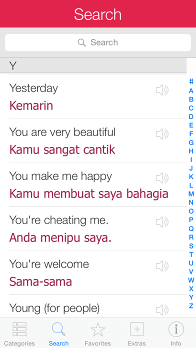 Indonesian Pretati - Speak with Audio Translation screenshot four