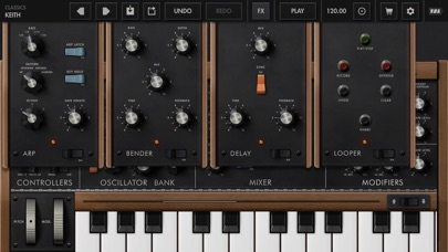 Minimoog Model D Screenshot 6