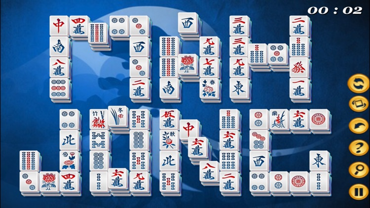 Mahjong Deluxe Go screenshot-1
