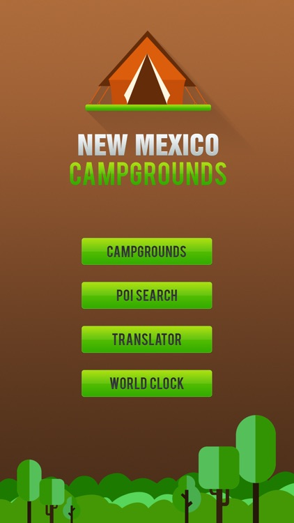 New Mexico Camping and RV Parks