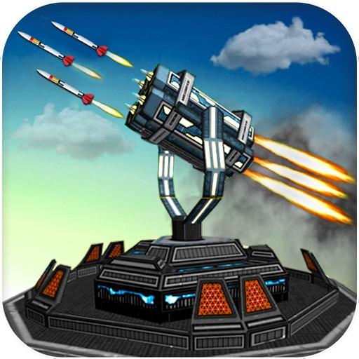 Warship Missile Simulation