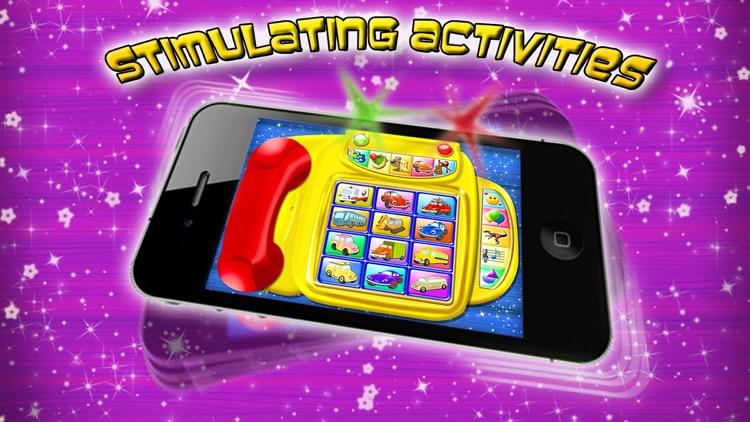 Preschool Toy Phone screenshot-3