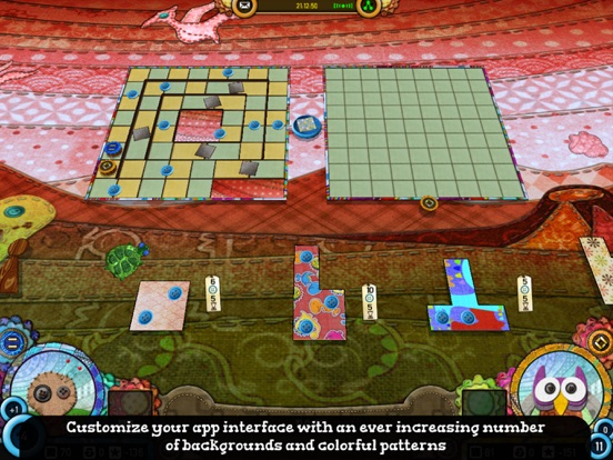 Screenshot #2 for Patchwork The Game