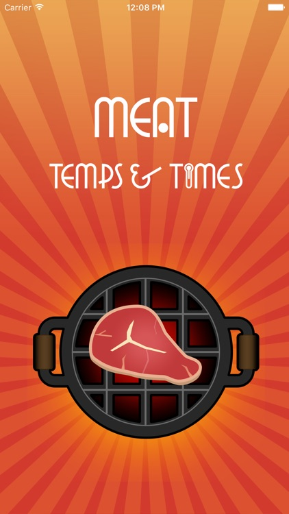 Meat Temps & Times screenshot-0