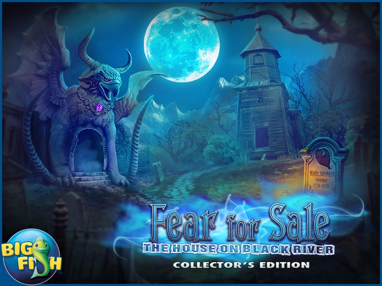 Fear for Sale: The House on Black River screenshot-4