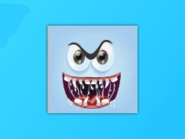 Square Emoji Stickers