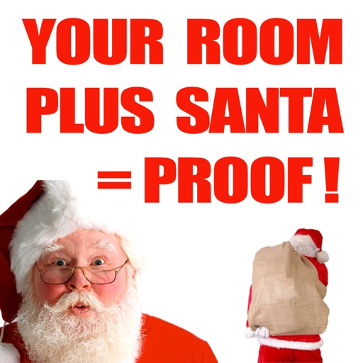 Add Santa to Your Photos for iPad