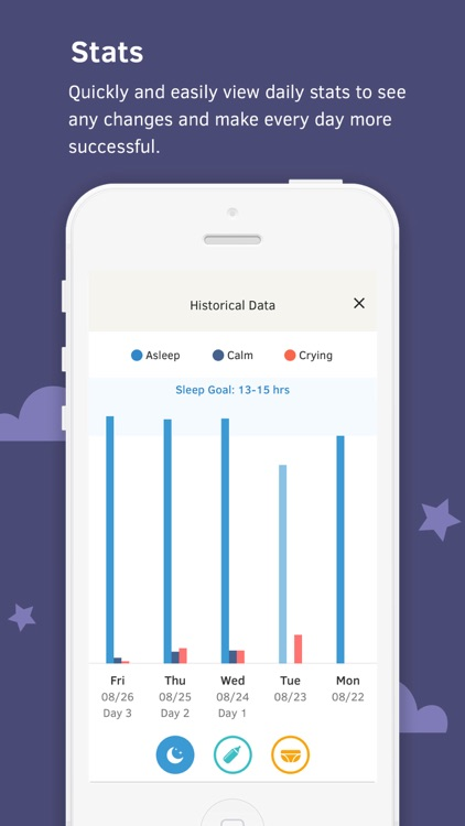 Cradle - Baby Sleep Trainer screenshot-3