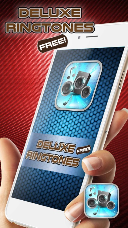 Deluxe Ringtones FREE! Collection of the Best Ring.tone Music with Awesome Melodies and Sound.s